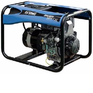 Дизель генератор SDMO DX6000E, со скидкой 25%