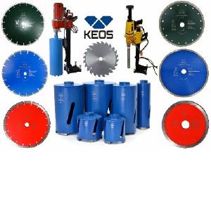 Акция. Алмазный инструмент и Оборудование KEOS по СПЕЦиальным ценам.