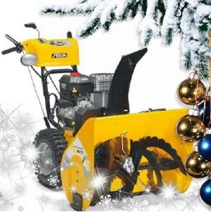 Снегоуборщик Stiga Snow Flake бензиновый, по выгодной цене!!!
