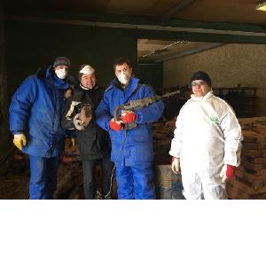 Сотрудники концерна «Декёнинк» оказали волонтерскую помощь детскому приюту