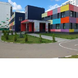 Окнами Deceuninck остеклили детский сад в Московской области