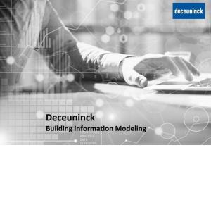 Deceuninck переходит на современные технологии информационного моделирования