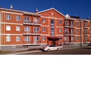 Новый жилой комплекс «Зодиак» в Хабаровске остеклили окнами Deceuninck