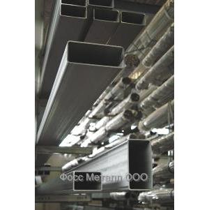 Трубы нержавеющие матовые AISI 304 150х30х3 - вновь на складе в Подольске МО!