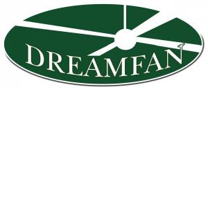 Новый логотип нашего интернет-магазина потолочных вентиляторов DreamFan