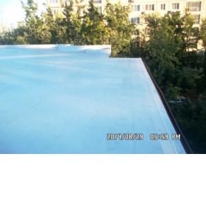 Ремонт плоской крыши. Краснодарский край.