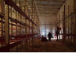 Комплексная поставка стеллажей для ПАО «РОСТЕЛЕКОМ» в г. Смоленске.