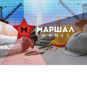On-Line платформа MARSHAL CONNECT – строительная техника по первому требованию.
