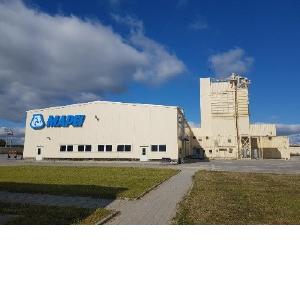 Открытие завода MAPEI в Санкт-Петербурге