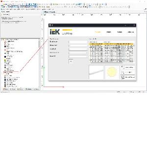 Новинка: плагин IEK Lighting для программного обеспечения DIALux