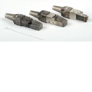 Разъемы для LAN-кабеля RJ-45 ITK® - быстрая оконцовка кабеля в полевых условиях