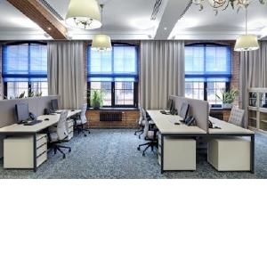 Дизайн-проект офисного пространства – подарок от компании «Офисная мебель АЛЬФА-М»