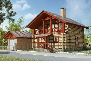 Компания «Алькон» приняла участие в международной выставке «Деревянный Дом. Весна – 2019»
