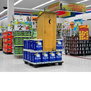 Пулинг пластиковой тары от компании Пластик Система помогает презентовать товар и способствует росту продаж