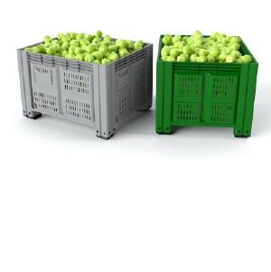 Новинка. Крупногабаритные контейнеры 1200х1000х760мм - российского производства