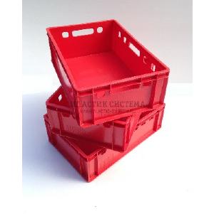 Пластиковые контейнеры для мяса