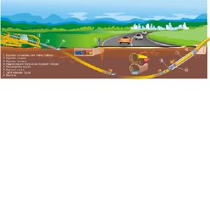 Рост цен на ГНБ горизонтально-направленное и ГШБ шнековое бурение и проколы, Микротоннелирование для труб: cталь, ж/б, Хобас, ПНД диаметром до 2, 5м. Электромонтаж 0, 4-10-35-110кВ, НВК, газопровод