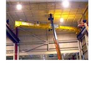 Монтаж грузоподъемного оборудования