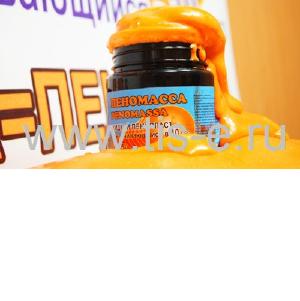 Знакомьтесь - жидкий оранжевый пенопласт Penomassa