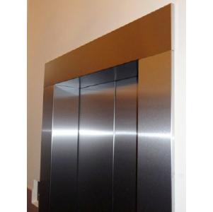 Обрамления лифтовых порталов.