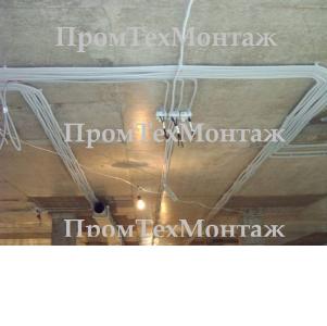 Электромонтажные работы, монтаж систем отопления, водоснабжения, вентиляции, обогрева.