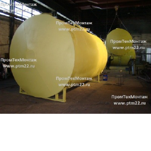 Резервуары для АЗС, резервуары стальные для нефтепродуктов, модульные здания, блочные насосные станции