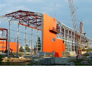 Строительство быстро возводимых зданий