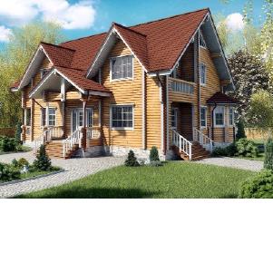 Строительство деревянных домов, бань из бревна и бруса.