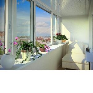 Остекление балконов и лоджий качественно, по самым низким ценам - Окна Москва компания