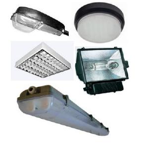 Светильники различного назначения