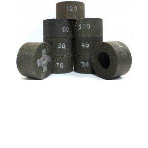 Шарошки абразивные бакелитовые для шлифования камня