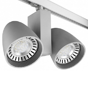 Трековые LED светильники серии SD. Фирменная торговая светотехника, качество и надежность от Litewell.
