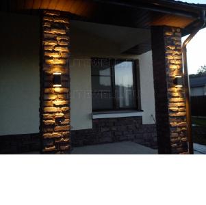Светодиодные прожекторы LITEWELL. Отличные решения архитектурного освещения зданий и ландшафтной подсветки.