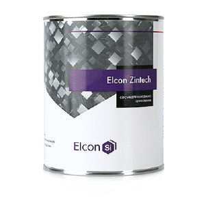 Цинконаполненный грунт Elcon Zintech (Цинтэк)
